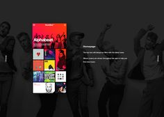 Vodafone Soundbox - Branding & UI/UX