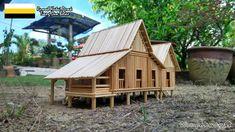 Malaysia Traditional House-Rumah Kutai Perak