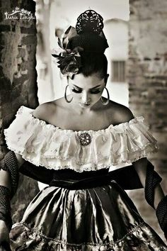 Vestido Artesanal Mexicano