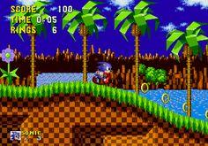Sonic the Hedgehog (SEGA, 1991)