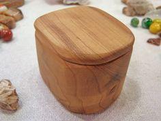 Oregon Myrtlewood Box Oregon Coast wooden box by earnestefforts, $17.00
