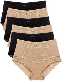 Looking for Barbra Lingerie Barbra's 6 Pack Ruched-Rear Uplift Full Brief Lace Trim Panties ? Check out our picks for the Barbra Lingerie Barbra's 6 Pack Ruched-Rear Uplift Full Brief Lace Trim Panties from the popular stores - all in one. Ropa Interior Boxers, Ropa Interior Babydoll, Lingerie Editorial, Vintage Underwear, Women's Briefs, Night Dress For Women, Pretty Lingerie, Hot Dress, Lingerie Collection