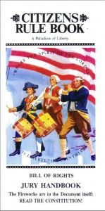 USA - Citizens Rule Book ... Fisticuffs and loud yelling may be expected :-)