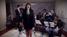 I think I like this better than the original!!---Hello - Vintage Soul '69 Adele Cover ft. Maiya Sykes