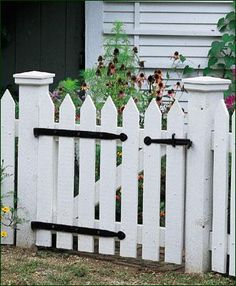 colonial williamsburg gates and fences | Nelson Galt Gate | Entrance Gates, Wood Gates, and more from Walpole ...