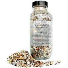 Sea Goddess - Detoxifying Seaweed & Mineral Bath