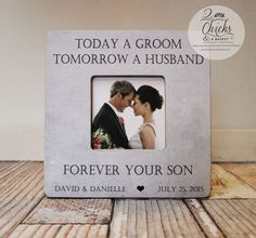 Today A Groom Tomorrow A Husband Forever Your by 2ChicksAndABasket