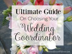 A Bountiful Love: Ultimate Guide On Choosing Your Wedding Planner