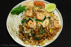 Pad Thai Recipe & Video - Seonkyoung Longest