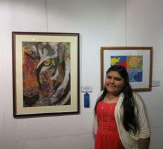 Manatee County Schools Exhibit at ArtCenter Manatee until June 6, 2014. 1st Place Winner