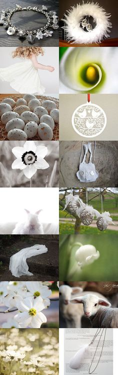 Whiteness by 3buu on Etsy--Pinned with TreasuryPin.com