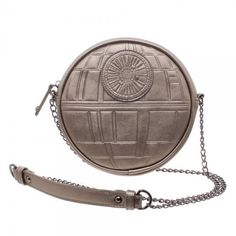 d8b231e01474 Rogue One Star Wars Death Star Crossbody Clutch Purse Bag Shoulder Strap   Bioworld  Clutch