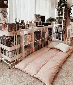 Study Room Decor, Room Ideas Bedroom, Bedroom Decor, Bedroom Signs, Bed Rooms, Dream Rooms, Dream Bedroom, Master Bedroom, Bookshelf Design