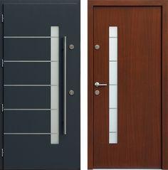 Drzwi wejściowe do domu z katalogu inox wzór 428,1-428,11