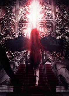 The Door of Purgatory by kynn18.deviantart.com on @deviantART