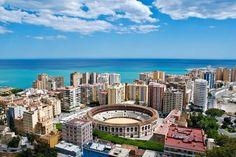 Spain, Malaga