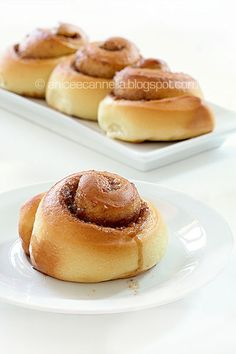 Cinnamon rolls  <3