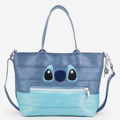 New Harvey's LILO & STITCH MINI STREAMLINE TOTE Seatbelt Bag Disney Character #Harveys
