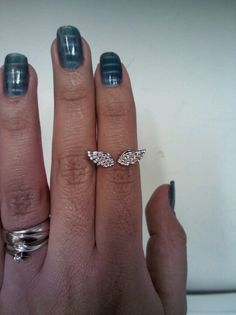 Upper finger ring finally!!!