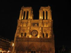 Notre Dame is notre dame... amazing, stunning, and yes brings me back to the story of the hunchback.