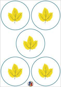 Vegetable Cartoon, Autumn Activities, Plant Leaves, Kindergarten, Printables, Muffins, School, Seasons Activities, Stickers