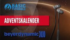#Adventskalender: beyerdynamic Byron BT In-Ear-Headset #Gewinnspiel