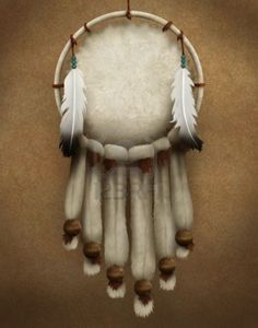 One element of Native American dream catcher relates to the tradition of the hoop. Description from savingmorethanme.com. I searched for this on bing.com/images