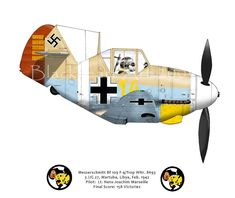Aviation caricature Me 109 Airplane Crafts, Airplane Art, Aviation Humor, Aviation Art, Luftwaffe, Cartoon Plane, Fly Drawing, Air Fighter, Nose Art