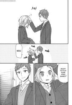 Manga: Horimiya