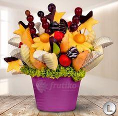 Ovocné kytice Frutiko blog: Jak vyrobit kytice z ovoce?
