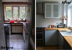 70s Kitchen Makeover