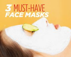 Get more from your standard masks by choosing these three superstars