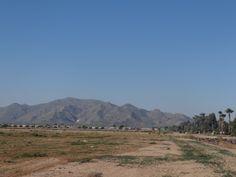 White Tank Mountains. Surprise, Arizona