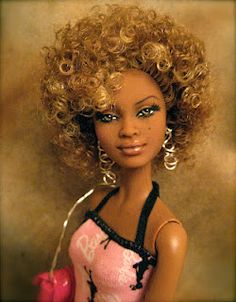 http://www.shorthaircutsforblackwomen.com/black-dolls-with-natural-hair/ natural…