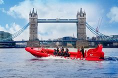 London RIB Voyages.  www.whatsoninlondon.co.uk  #kids #thames #fun #family #rivertour