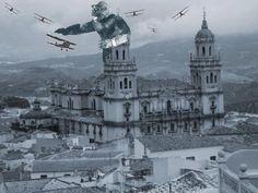 Consulta la cartelera de #Jaén descargando la App piturda.com/app/ #cine #eventos #piturda #cartelera #Jaén #kingkong