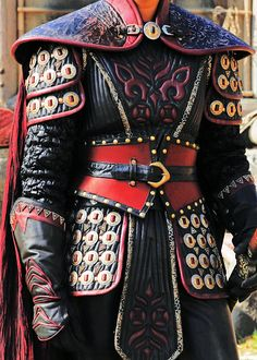 """Mulan's costume; from 2x05 """"The Doctor""""."""