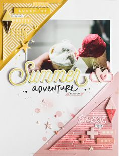 All That Scrap: CTK - Summer is here!