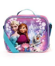 Love this Frozen 11'' Deluxe Frozen Lunch Box on #zulily! #zulilyfinds