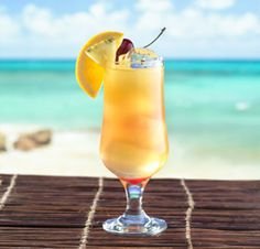 Among our favorite luau drink recipes is the Mai Tai.