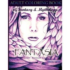 #Book Review of #FantasiaAnAdultColoringBook from #ReadersFavorite - https://readersfavorite.com/book-review/fantasia-an-adult-coloring-book  Reviewed by Lori A. Moore for Readers' Favorite  Fantasia An Adult Coloring Book: Of Fantasy & Mythology by Casey Gilmore is a collection of super fantastic thirteen characters from mythology. Included in the collection are Odin, dragons, angels, gargoyles, and more. The drawings are all on just one side of the page to ensure...