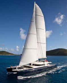 World's Largest Sailing Catamaran