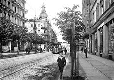 Koenigsberg 1900 Kaiserstrasse