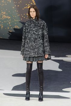 I want.  I NEED these boots.  Chanel 2013.