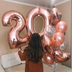 Happy Birthday Doll, Gold Birthday Party, Birthday Balloons, Girl Birthday, Birthday Celebration, Birthday Girl Quotes, Birthday Posts, Ballons Saint Valentin, Cute Birthday Pictures