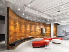 Global Furniture Group's Toronto HQ Showcases Sleek Vignettes