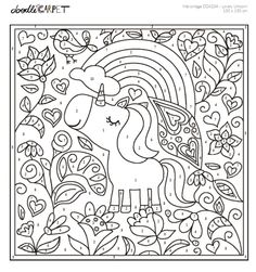 These Paper Snowman Crafts for kids to make are so cute. Unicorn Coloring Pages, Coloring Pages For Boys, Free Printable Coloring Pages, Coloring Book Pages, Coloring Sheets, Adult Coloring, Color By Numbers, Paint By Number, Color By Number Printable