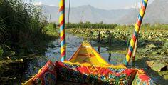 Dal Lake Luxury Houseboat in Srinagar, Kashmir | Sukoon Houseboat