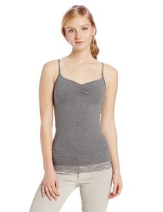 Rampage Women`s Classic Cami $4.86 (save $7.14)