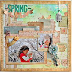 spring Prima - Songbird Collection